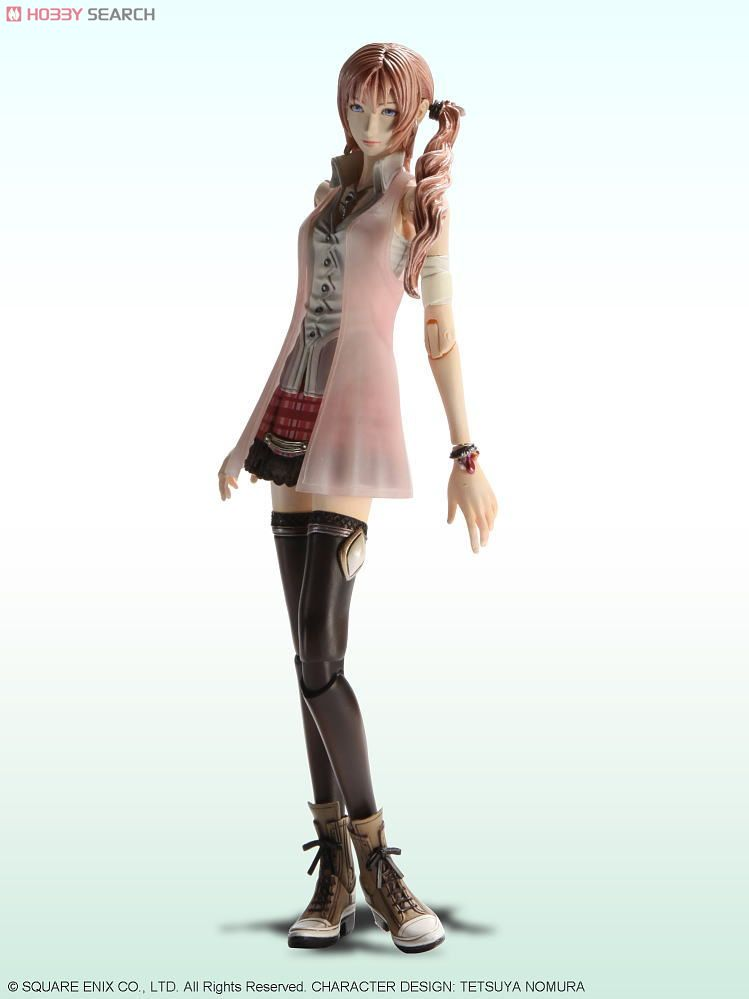 Final fantasy xiii serah sell out 2 3d 9