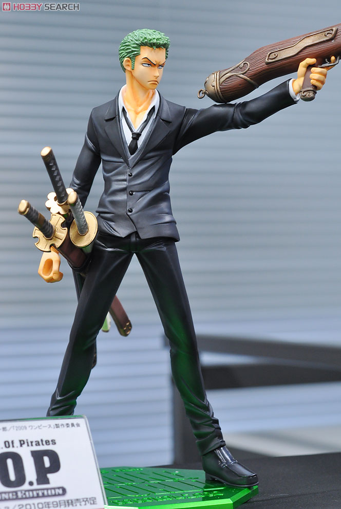 Excellent Model Portrait.Of.Pirates `Strong Edition` Roronoa Zoro Ver.2 (PVC Figure) Other picture1