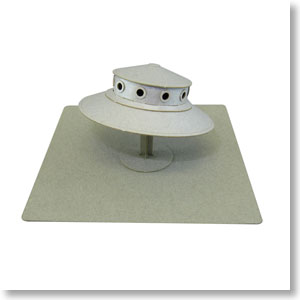 [Miniatuart] Miniatuart Putit : UFO (Assemble kit) (Railway Related Items)