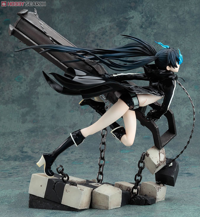 Black Rock Shooter -animation version- (PVC Figure) Item picture3