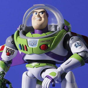 SCI-FI Revoltech Series No.011 Buzz Lightyear