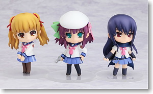 Nendoroid Petit: Angel Beats! Set 01 (PVC Figure)