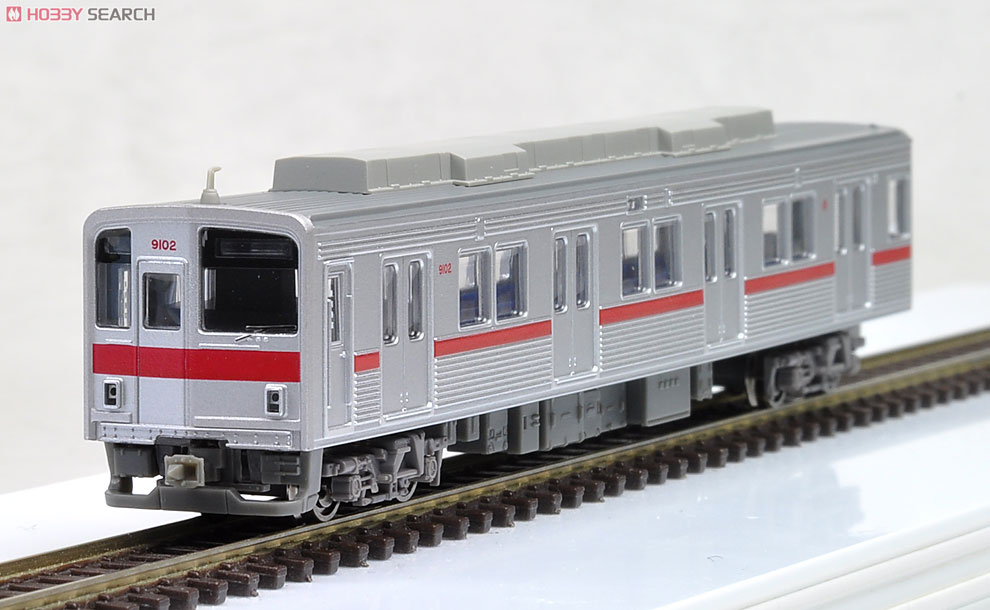 Tobu Series 9000 Renewal Car