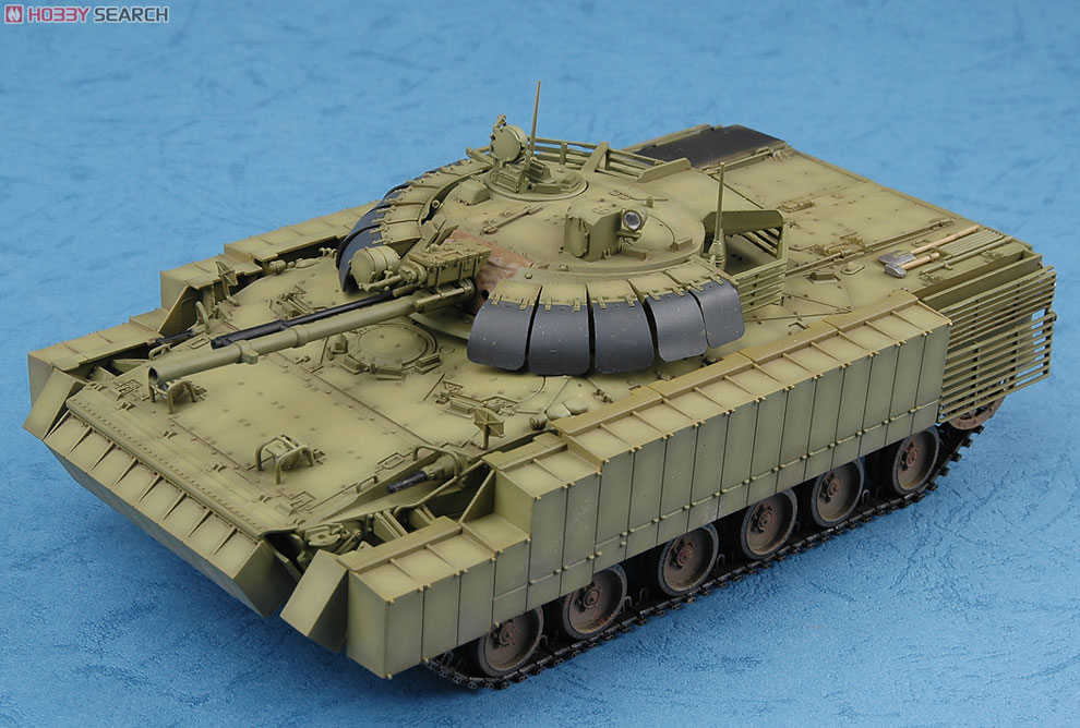 Russia BMP-3 Fighting Vehicle / ERA Armor [Plastic model) Item picture1