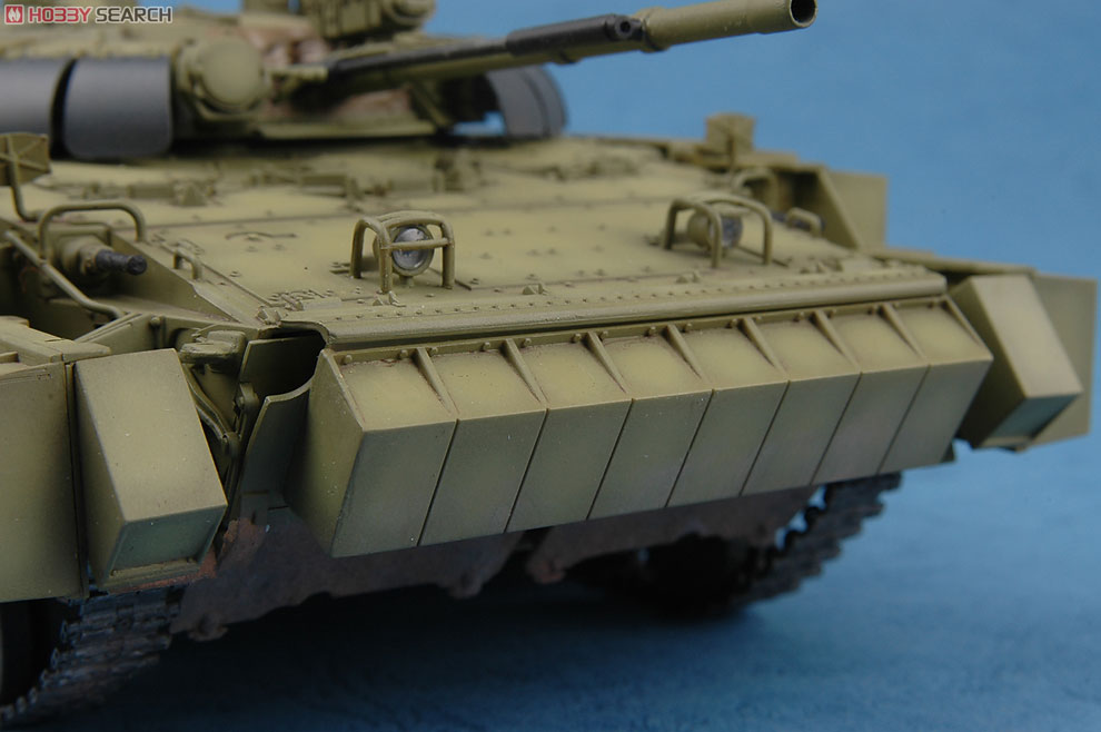 Russia BMP-3 Fighting Vehicle / ERA Armor [Plastic model) Item picture2