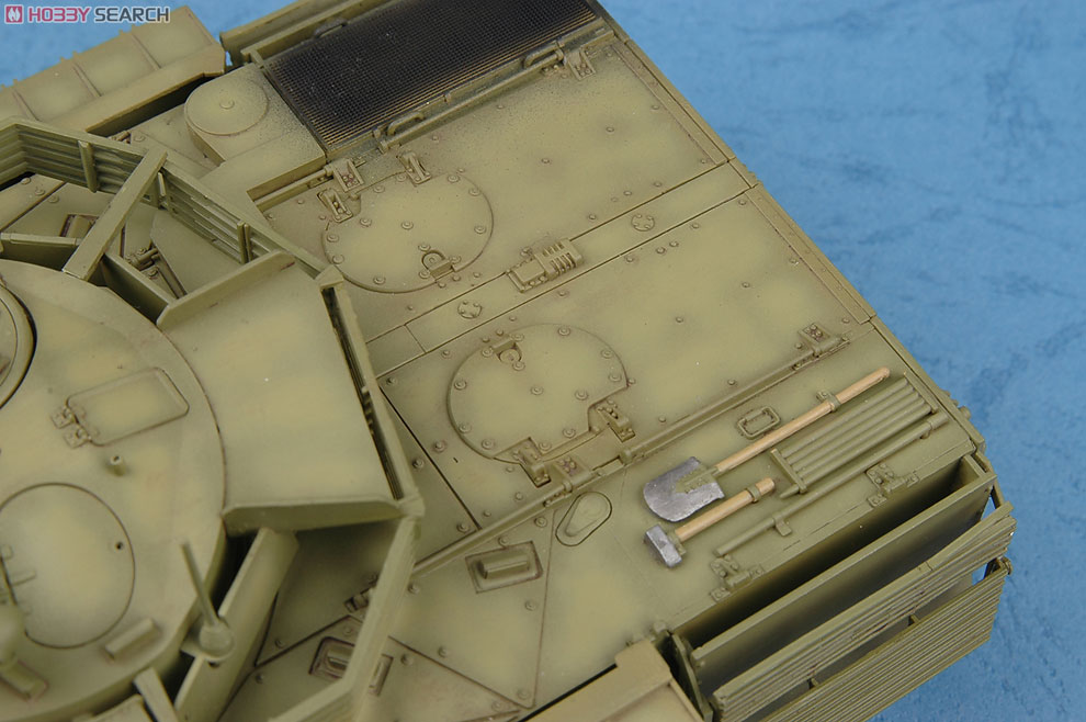Russia BMP-3 Fighting Vehicle / ERA Armor [Plastic model) Item picture3
