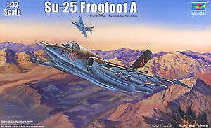 Su-25 Frogfoot Type-A (Plastic model)