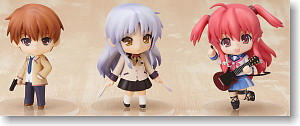 Nendoroid Petit: Angel Beats! Set 02 (PVC Figure)
