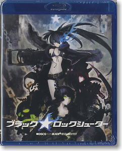 Black Rock Shooter Blu-ray Disc (Book)