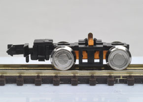 Running Trucks T for B Train Shorty (for 3-Car) (Model Train)
