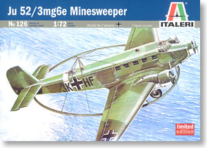 Junkers JU-52 Minesweeper (Plastic model)