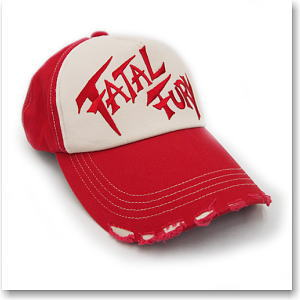 Fatal Fury 2 Terry Cap (Anime Toy)