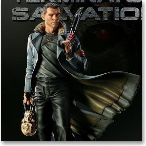 Terminator 4 marcus wright statue hobbysearch anime robotsfx store terminator 4 marcus wright statue thecheapjerseys Gallery
