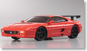 Ferrari F355 Challenge (F1 Red) (MR-03N-RM BCS) (RC Model)