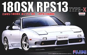 Nissan 180SX RPS13 Late Type X`96 (Model Car)