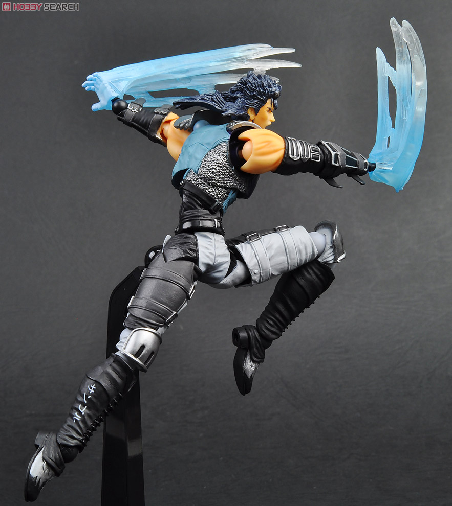 Hobby Search BLOG Revoltech Fist Of The North Star Rei