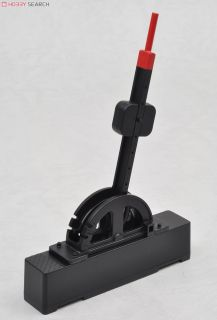 (1/12) ST-03 Signal Lever w/Weight (Red) (Model Train