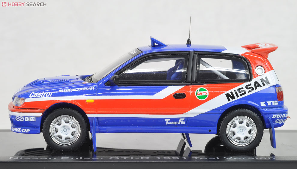日産 パルサー GTI-R 1991年 テストバーション (ミニカー)