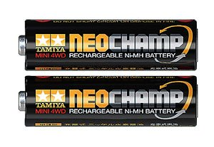 GP420 AA Ni-MH Battery Neo Champ (2 pcs) (Mini 4WD)