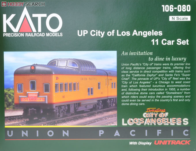 Union Pacific (UP) City of Los...