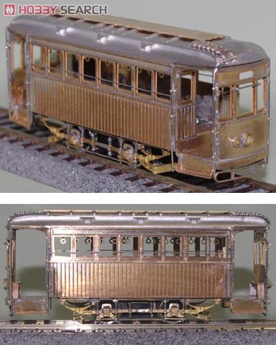 16番 都電400形(東京市電気局400形)タイプ車体キット (組み立てキット) (鉄道模型) 画像一覧