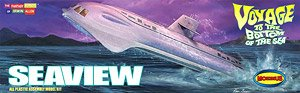 原子力潜水艦シービュー号 原子力潜水艦シービュー号(オーロラスケール版) (プラモデル)