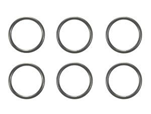 AO1021 Gom Ring for 17/19mm Roller (6 pieces) (Mini 4WD)