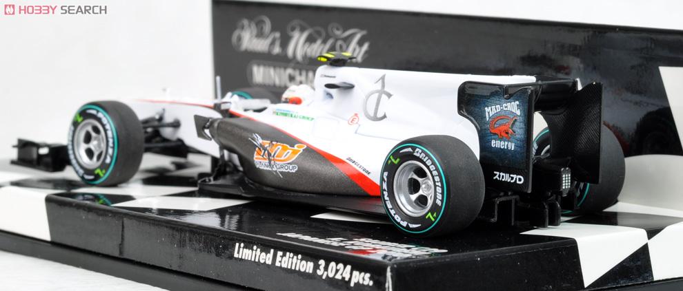 ザウバー モータースポーツ C29 小林可夢偉 日本GP 2010 (ミニカー)