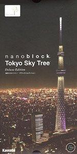 nanoblock 東京スカイツリー DELUXE EDITION (プラモデル)