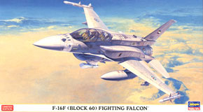 F-16F (Brock 60) Fighting Falcon (Plastic model)