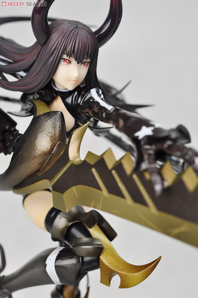 Black Gold Saw -animation version- (PVC Figure) Item picture16