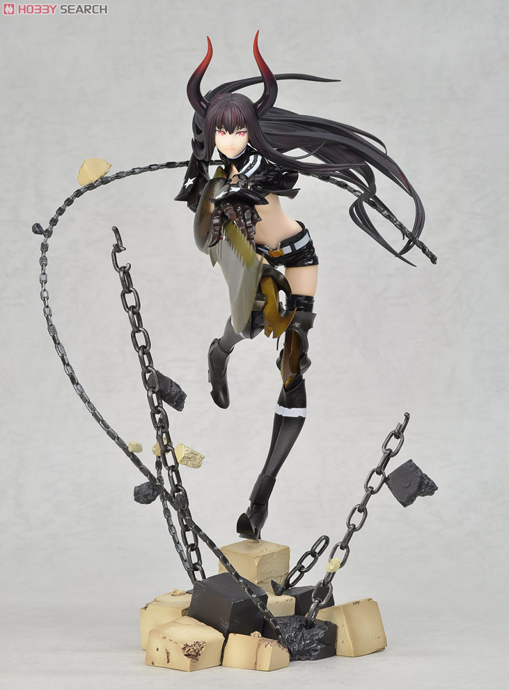 Black Gold Saw -animation version- (PVC Figure) Item picture7