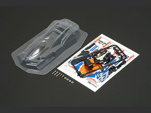 Thunder Shot Mk.II Clear Body Set (Mini 4WD)