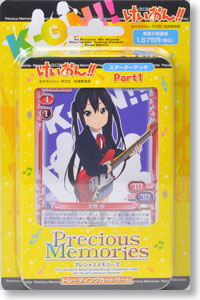 Precious Memories K-on!! Starter Deck Part.1 (Trading Cards)