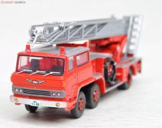 TomyTEC 978427 Fire Engine Set A Model Kit
