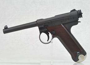 南部14年式 6mmBBブローバック ブラック HW・前期モデル (18歳以上用) (ガスガン)
