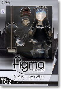 figma R. Dorothy Wayneright (PVC Figure) Package1