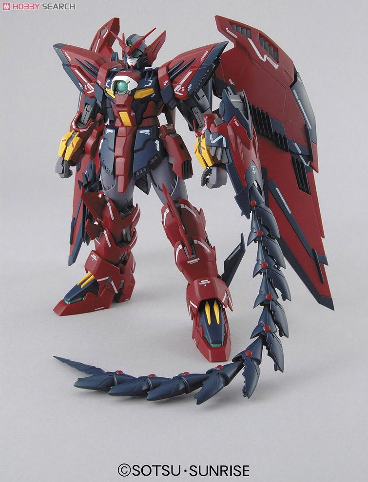 OZ-13MS Gundam Epyon (EW ver.) (MG) (Gundam Model Kits) Item picture11