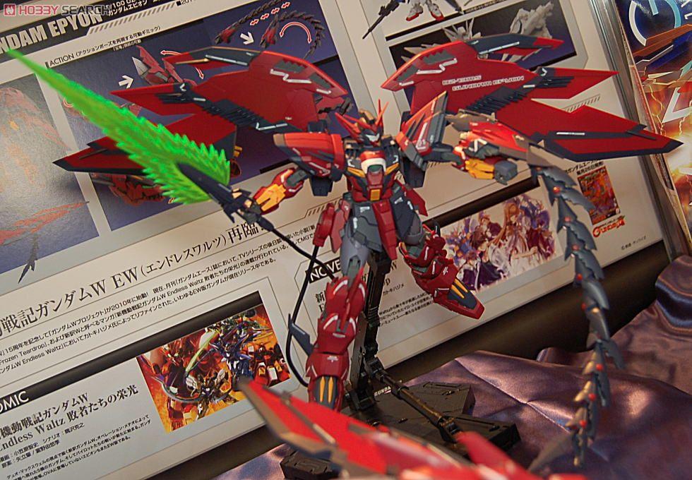 OZ-13MS Gundam Epyon (EW ver.) (MG) (Gundam Model Kits) Other picture2