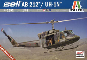 Bell AB212/UH-1N (Plastic model)