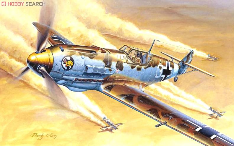 メッサーシュミット Bf109の画像 p1_24