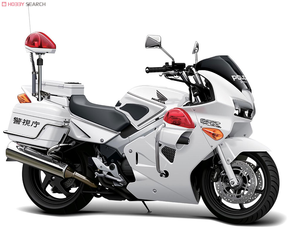 Honda VFR800P Police MPD Model Car Item Picture1