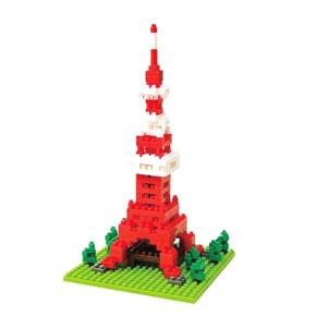nanoblock 東京タワー (ガレージキット)
