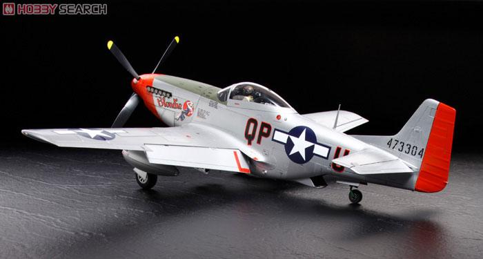 ノースアメリカン P-51D マスタング (プラモデル)
