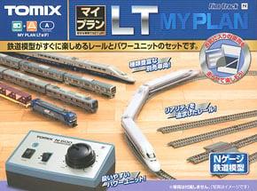 マイプラン LT III (F) (Fine Track レールパターンA)