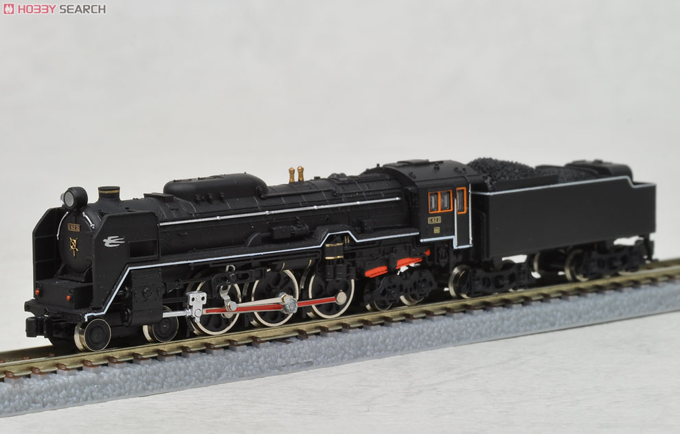 (Z) Type C62 #2 Umekoji Style (Model Train) Item picture2