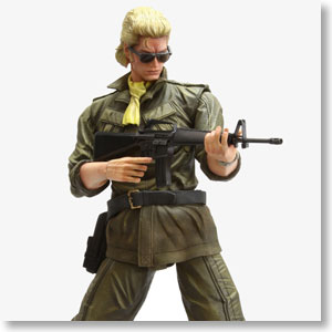 Metal Gear Solid Peace Walker Play Arts Kai Kazuhira Miller Pvc Figure Hobbysearch Pvc Figure Store Tumblr is a place to express yourself, discover yourself, and bond over the stuff you love. metal gear solid peace walker play arts