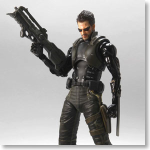 Deus EX: Human Revolution Play Arts Kai Adam Jensen (PVC Figure)