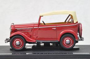 DATSUN 17 Phaeton 1938 (RED) (ミニカー)