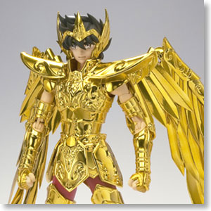 Saint Cloth Crown Sagittarius Seiya (PVC Figure)